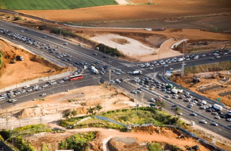Ra'anana North interchange